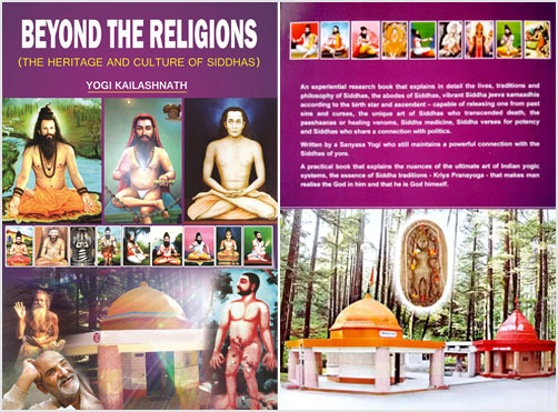 Our Book Beyond the Religions - Heritage and Culture of Siddhas