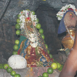 Srimath Pothuluri Veerabrahmmendhral Samadhi and related Gufas