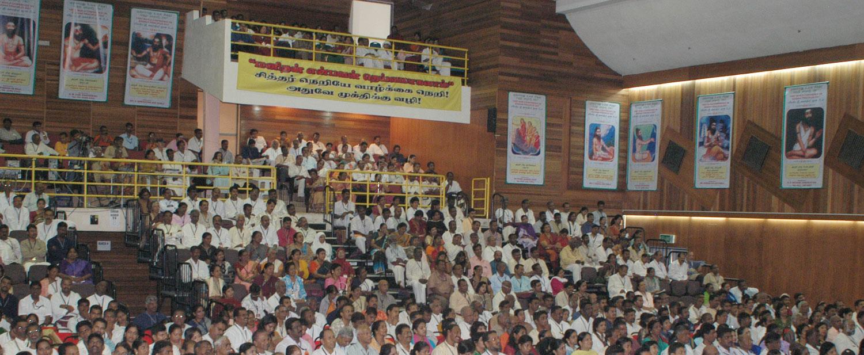Vishraanthi Yoga Ashram, yoga conference abroad, Pathanjali